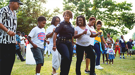 Annual National Night Out - Washington Park